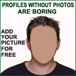 Image recommending members add Illinois Passions profile photos